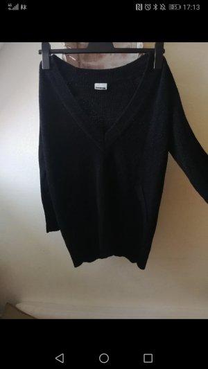 Noisy May Knitted Dress black