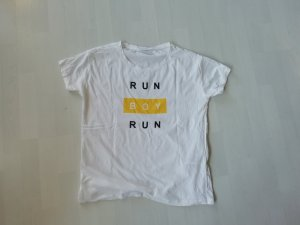 Noisy May Shirt T-Shirt Statement Run Boy Run