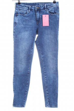 Noisy May Skinny Jeans blau Casual-Look