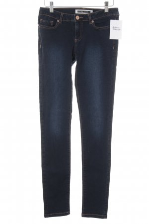Noisy May Skinny Jeans dunkelblau Casual-Look