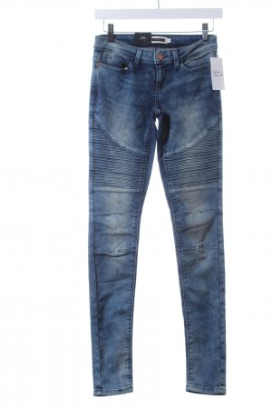 "Noisy May Skinny Jeans ""Eve"" blau"
