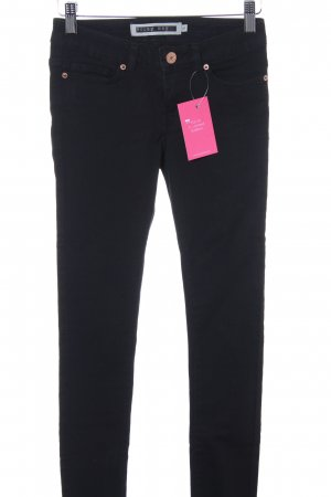 Noisy May Skinny Jeans schwarz Casual-Look