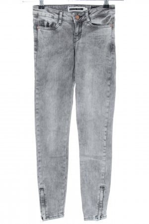 Noisy May Slim Jeans hellgrau Casual-Look
