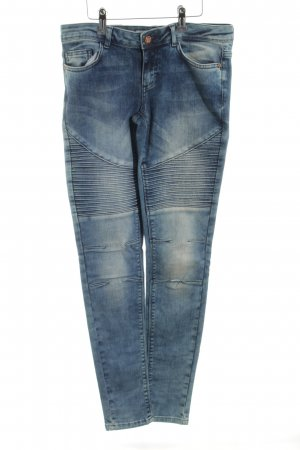 Noisy May Slim Jeans blau Casual-Look
