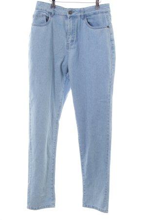 Noisy May Slim Jeans himmelblau Casual-Look
