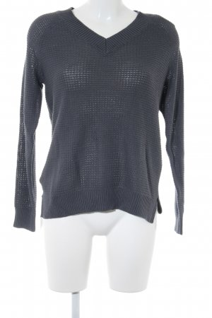 Noisy May Strickpullover anthrazit Webmuster Casual-Look