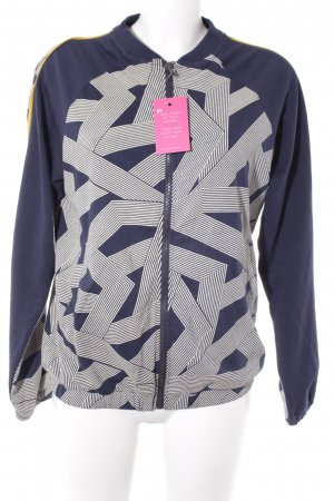 Noisy May Sweatjacke grafisches Muster Casual-Look