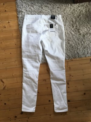 Noisy may weiße Jeans komplett neu