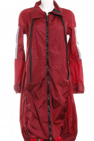 Noka'oi Heavy Raincoat multicolored extravagant style