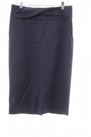 Nolita Bleistiftrock blau Casual-Look
