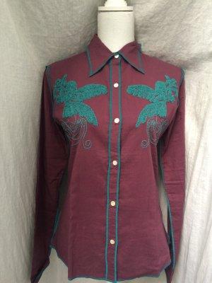 Nolita Bluse Western Style NEU