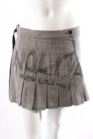 Nolita Faltenrock Materialmix