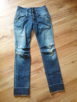 Nolita Jeans destroyed Effekte 27/34 COOL!!!