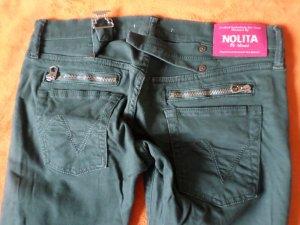 Nolita Jeans dunkelgrün Gr. 26