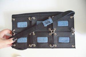 nolita kleine handtasche jeans