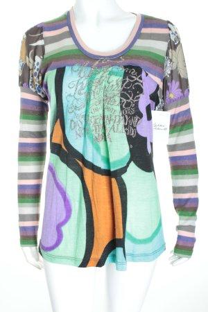 Nolita Shirt Streifenmuster Casual-Look
