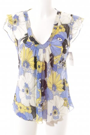 Nolita Shirttunika florales Muster Beach-Look