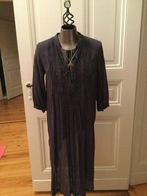 Nolita Vestido tipo túnica violeta grisáceo Algodón