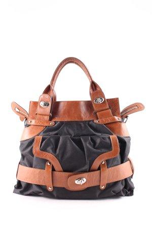 Shopper black-brown