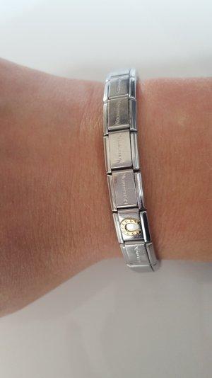 Nomination Armband Hufeisen