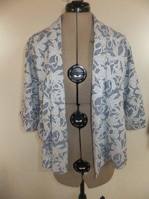 NoName Blumen Blazer/Kimono-Jäckchen
