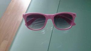 Noname Sonnenbrille Sunglasses Rosa Wayfarer Form Stil
