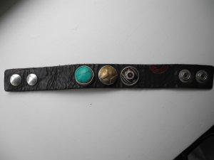 Noosa Leather Bracelet multicolored leather
