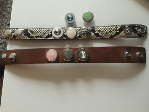 Noosa Armbänder und Chunks Gr M