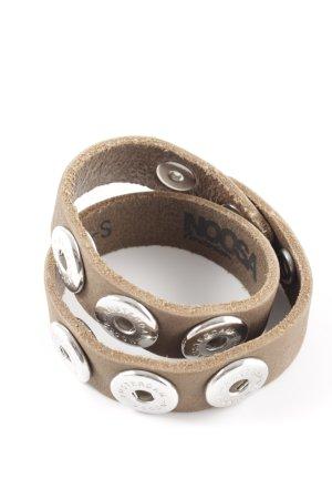 Noosa Armband braun-bronzefarben Casual-Look