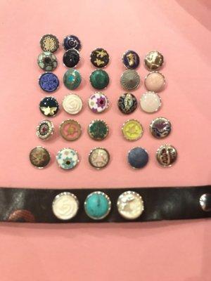 Noosa Armband mit 30 Chunks
