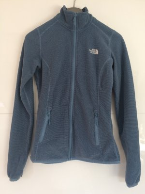 The North Face Giacca in pile blu fiordaliso