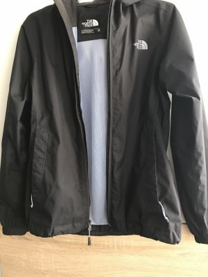 North Face Raincoat multicolored