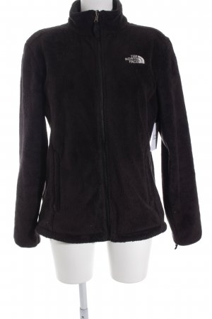 North Face Chaqueta para exteriores negro look casual