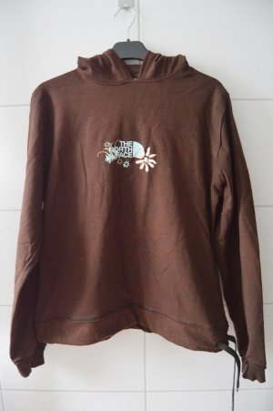 north Face Pullover braun XL damen