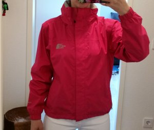 North Face Imperméable rose