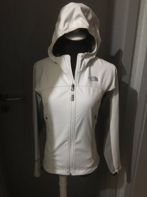 North Face Outdoor Jacket white-silver-colored