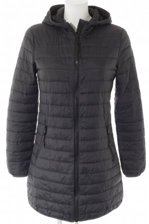 North sails Steppjacke anthrazit Steppmuster Casual-Look