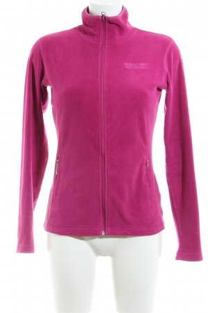 Northland Fleece jack roze casual uitstraling