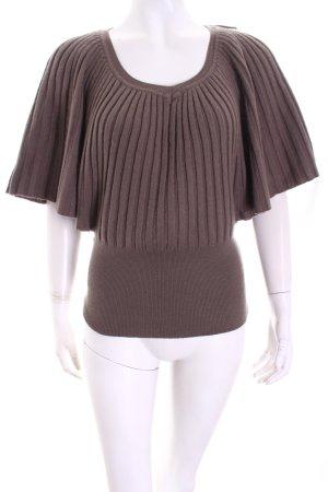 Northland Pullover graubraun extravaganter Stil