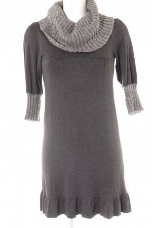 Northland Sweater Dress anthracite-grey casual look