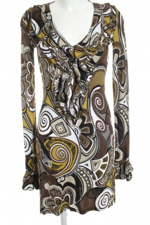 Northland Stretch Dress abstract pattern casual look