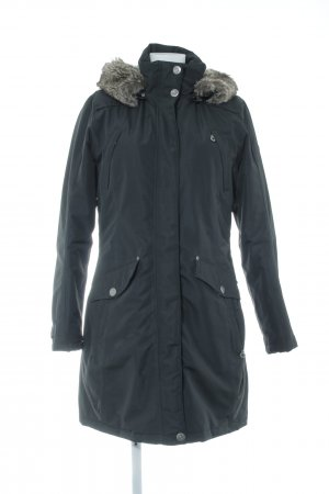 Northland Winterjacke schwarz Casual-Look
