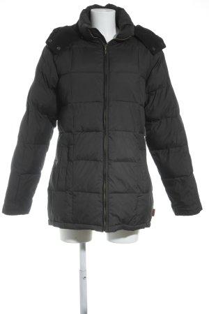 Northland Winterjacke schwarz sportlicher Stil