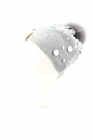 norton Knitted Hat light grey casual look
