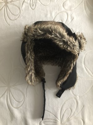 C&A Fur Hat multicolored