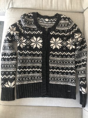 Norweger Strickjacke