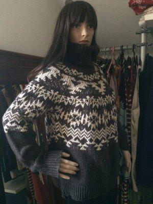 Norweger, Wollpullover, sehr warm
