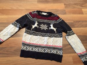 H&M L.O.G.G. Jersey estilo Noruego multicolor