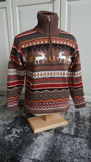 F.lli campagnolo cmp Norwegian Sweater multicolored