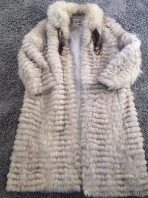 Norwegian Bluefox echtpelz mantel
